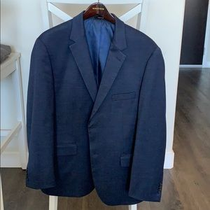 Kenneth Cole Awareness Navy Blazer